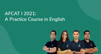 AFCAT I 2021: A Practice Course in English