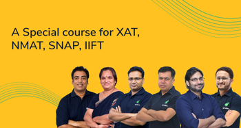 A Special course for XAT, NMAT, SNAP, IIFT