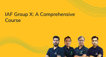 IAF Group X: A Comprehensive Course