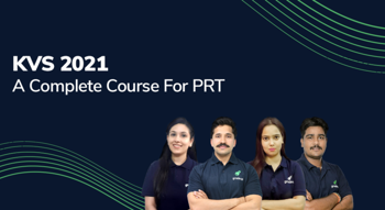 KVS 2021: A Complete Course for PRT
