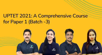 UPTET  2021: A  Comprehensive Course for Paper - 1