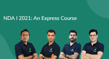 NDA 1 2021: An Express Course