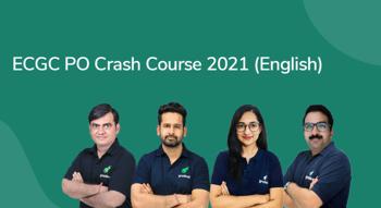 ECGC PO Crash Course 2021