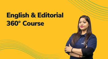 English & Editorial 360° Course