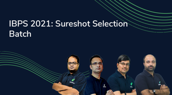 IBPS 2021: Sureshot Selection Batch