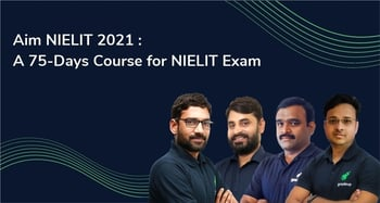 Aim NIELIT 2021 : A 75-Day Course for NIELIT EXAM