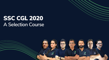 SSC CGL 2020 : A Selection Course