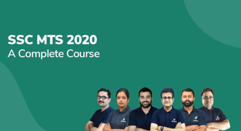 SSC MTS 2020: A Complete Course