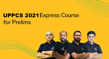 UPPCS 2021 Express Course for Prelims