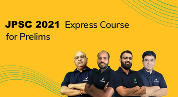 JPSC 2021 Express Course for Prelims