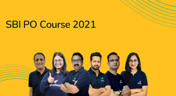 SBI PO Course 2021