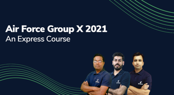Air Force Group X 2021: An Express Course