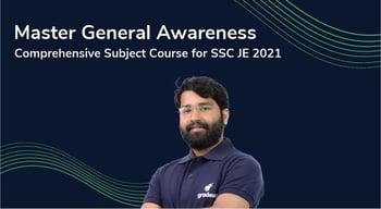 Master General Awareness  : A General Awareness Subject Course ( English )