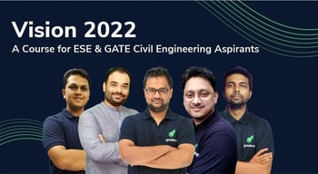 Vision 2022 : A Course for ESE & GATE Civil Aspirants