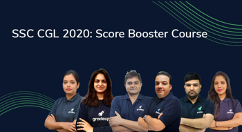 SSC CGL 2020: Score Booster Course