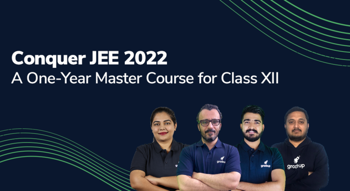 Conquer JEE 2022: One-Year Master Course for Class XII