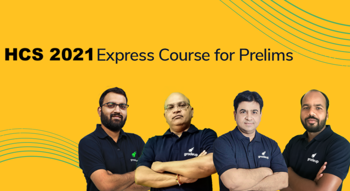 HCS 2021 Express Course for Prelims