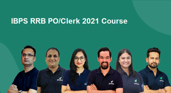 IBPS RRB PO/Clerk 2021 Course