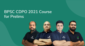 BPSC CDPO 2021 Course for Prelims