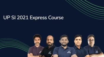UP SI 2021-सफलता Course