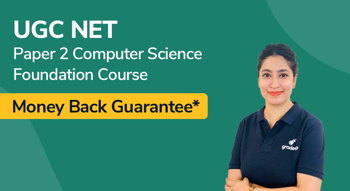 Paper 2 (Computer Science): Foundation Course