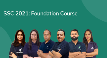 SSC 2021: Foundation Course