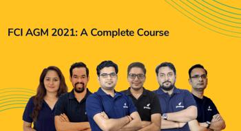 FCI AGM 2021: A Complete Course