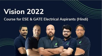 Vision 2022 : A Course for ESE & GATE Electrical Aspirants (Hindi)
