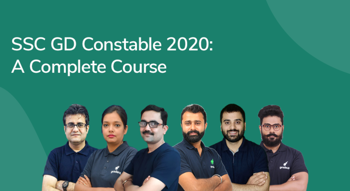 SSC GD Constable 2020 : A Complete Course