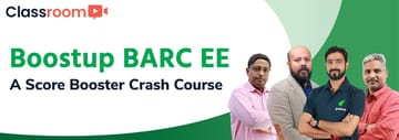 Boostup BARC EE: A Score-Booster Crash Course
