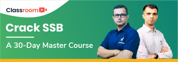 Crack SSB: A 30 Day Master Course